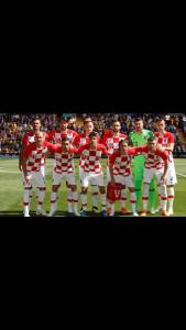 منتخب كرواتيا . ارشيفية